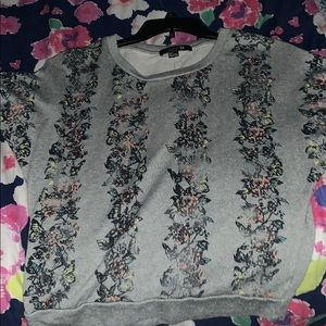 Forever 21 Butterfly T-Shirt